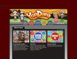 yoodara.com screenshot