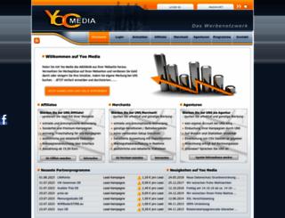 yoomedia.de screenshot