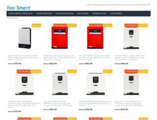 yoosmart.com screenshot