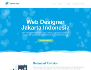 yopdesign.com screenshot