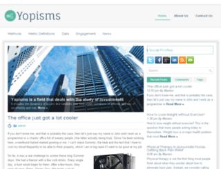 yopisms.com screenshot