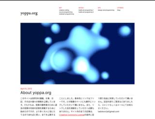 yoppa.org screenshot