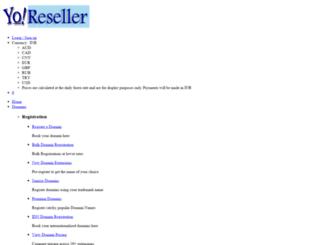 yoreseller.com screenshot