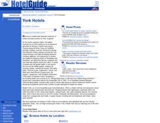 york.hotelguide.net screenshot