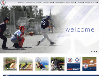 yorksimcoebaseball.com screenshot