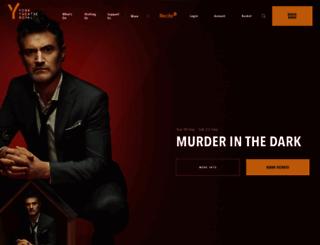 yorktheatreroyal.co.uk screenshot