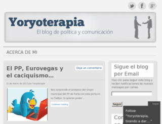 yoryoterapia.wordpress.com screenshot