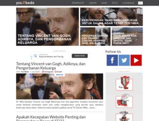 yosbeda.com screenshot