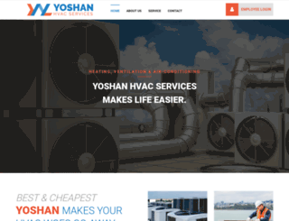 yoshan.co.nz screenshot
