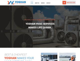 yoshan.co.nz screenshot