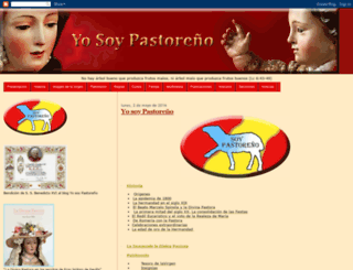 yosoypastoreno.blogspot.com screenshot