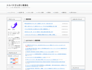 yossy-slopachi.com screenshot