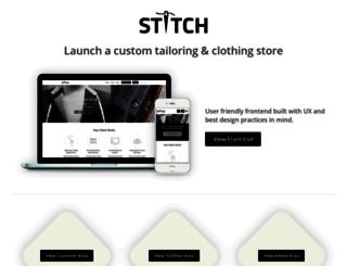 yostitch.com screenshot