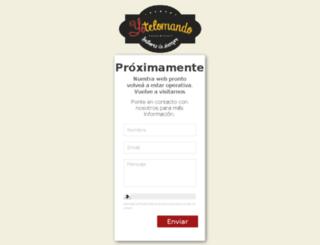 yotelomando.com screenshot