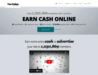 you-cubez.com screenshot