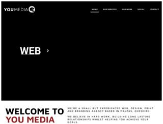 you-media.co.uk screenshot
