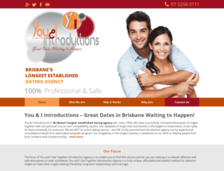 youandi.com.au screenshot