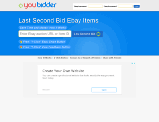 youbidder.com screenshot