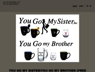 yougomysister.com screenshot