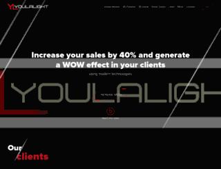 youlalight.com screenshot