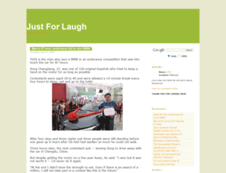 youlaughforme.blogspot.com screenshot