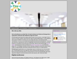 youmeet.se screenshot