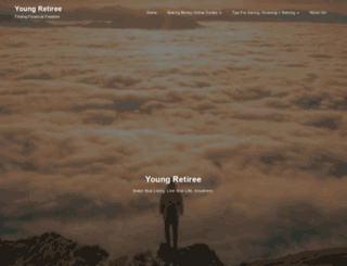 young-retiree.com screenshot