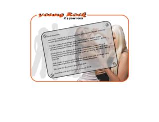 young-rock.de screenshot