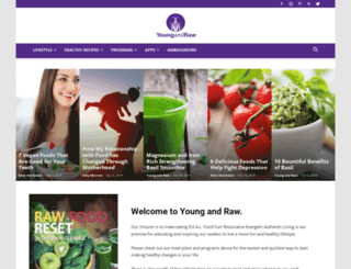 youngandraw.com screenshot