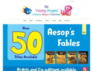 youngangelsinternational.com screenshot