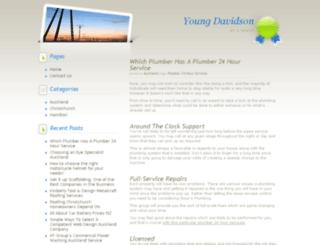 youngdavidson.com screenshot