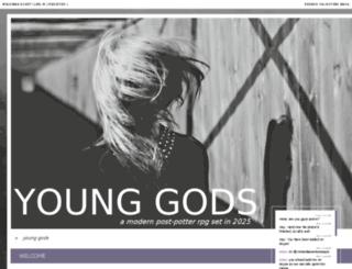 younggodsrp.jcink.net screenshot