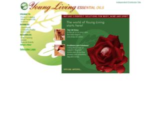 younglivingworld.com screenshot
