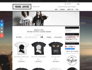 younglovers.com.au screenshot