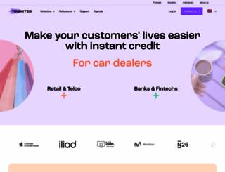 younited.com screenshot
