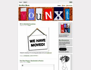 younxt.wordpress.com screenshot