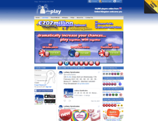 youplayweplay.co.uk screenshot