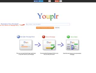 youplr.com screenshot