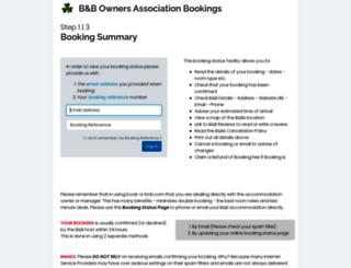 your-booking.com screenshot