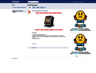 your-daily-rewards.blogspot.com screenshot