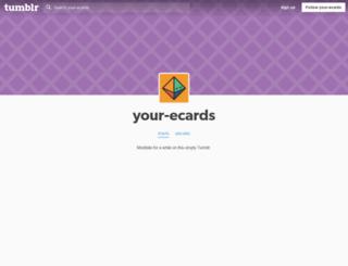 your-ecards.tumblr.com screenshot