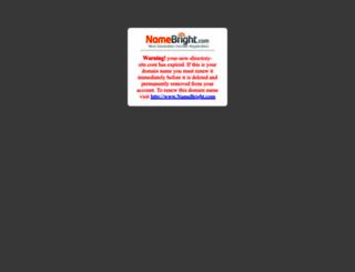 your-new-directory-site.com screenshot