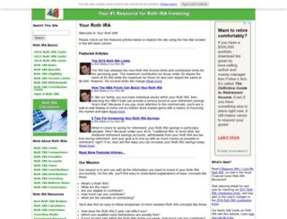 your-roth-ira.com screenshot