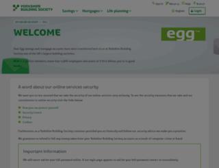 your.egg.com screenshot