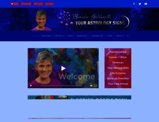 yourastrologysigns.com screenshot