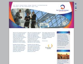 youraustralianbusiness.com.au screenshot