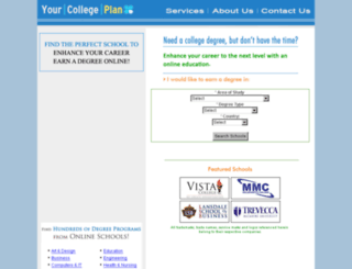 yourcollegeplan.com screenshot