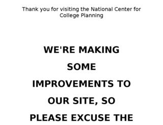 yourcollegeplanners.com screenshot