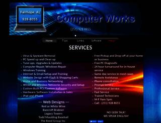 yourcomputerworks.com screenshot