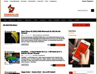 yourdealz.de screenshot